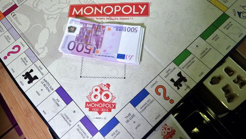 Lucky players could find up to $30,000 hidden in Monopoly set