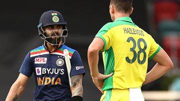 Hazlewood-Kohli duel sparks memory of iconic rivalry