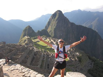 <strong>Inca Trail Marathon</strong>