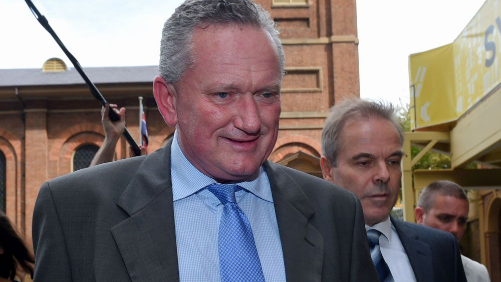 Stephen Dank's AFL appeal thrown out