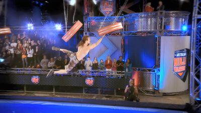 How Australian Ninja Warrior helps 'Twitch' beat Tourette syndrome
