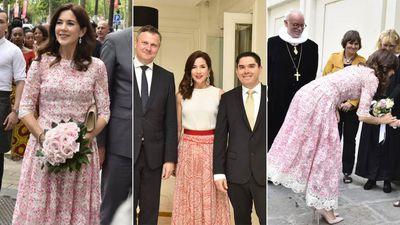Princess Mary visits Paris, June 2019