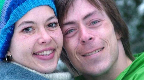 Tracey Connelly (left) was stabbed to death in St Kilda in 2013.
