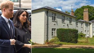 Meghan, Harry, Frogmore