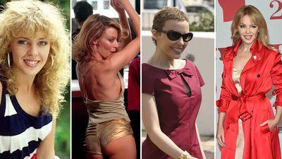 'Princess of pop' Kylie Minogue turns 50