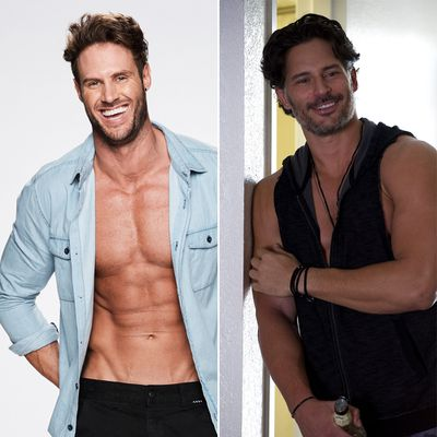 John James = Joe Manganiello
