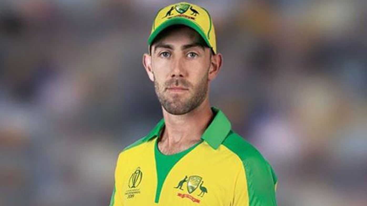 Australia's World Cup kit revealed, Glenn Maxwell's hairy arms steal the show