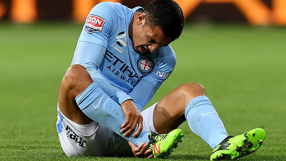 Tim Cahill injured in A-League and in doubt for Socceroos 2018 World Cup qualifier