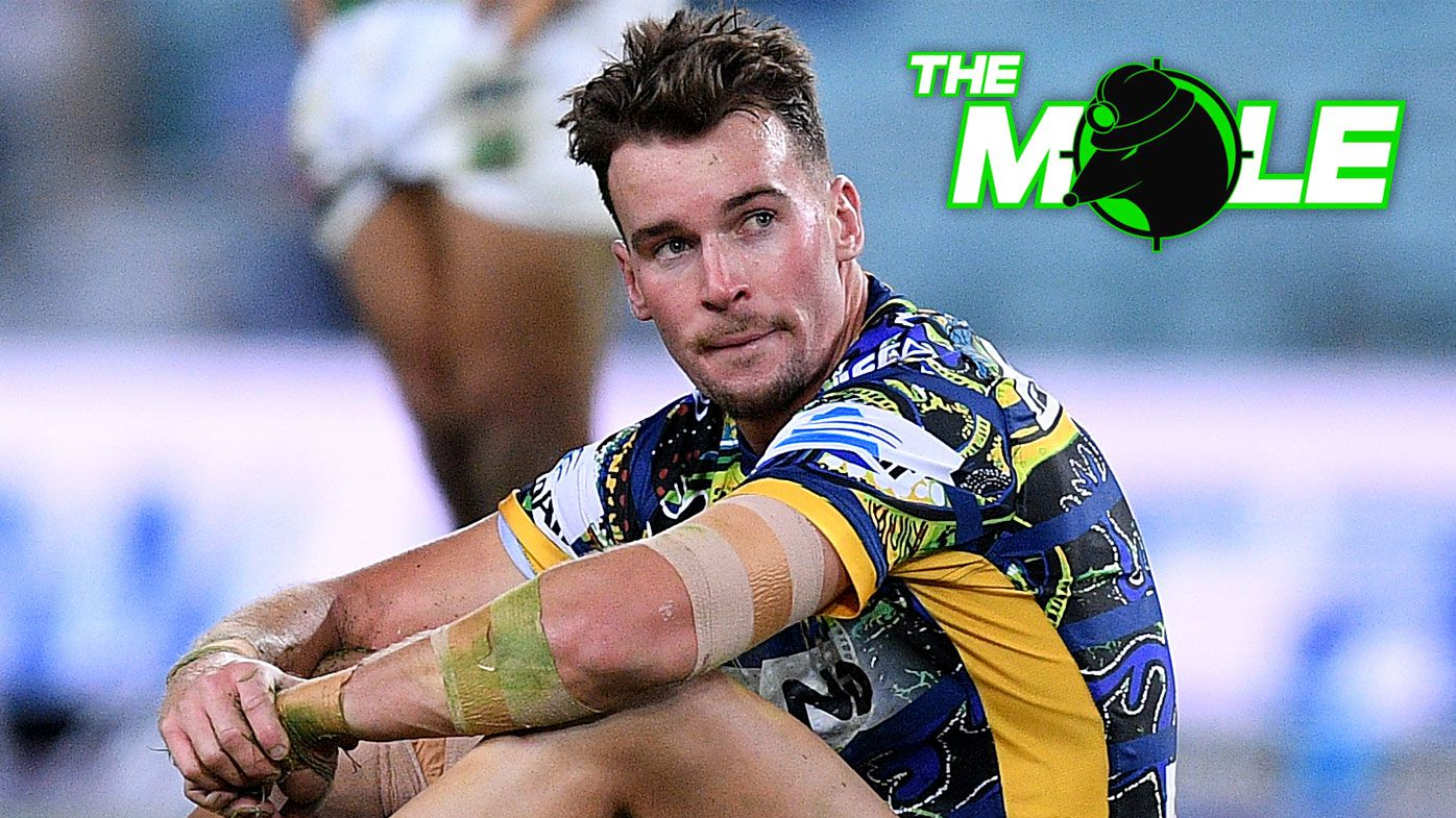 The Mole: Clint Gutherson set to reject Eels offer and explore market