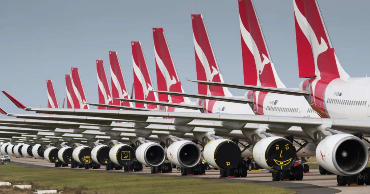 Qantas seeks new Asian routes amid potential new travel bubble – 9News