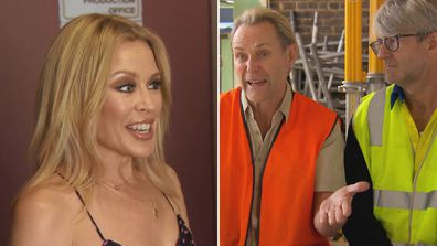 How Kylie Minogue blew Mitch and Mark's big secret