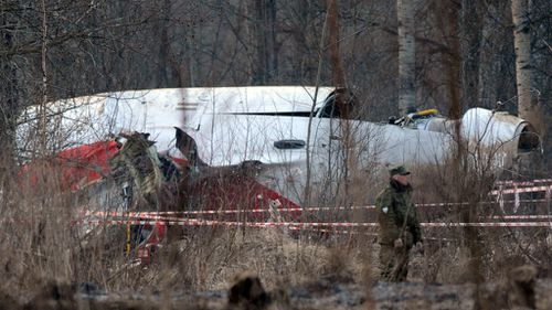 Families divided as Poland starts to exhume 2010 crash victims