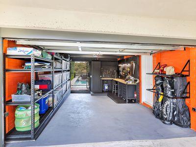 Garage — After