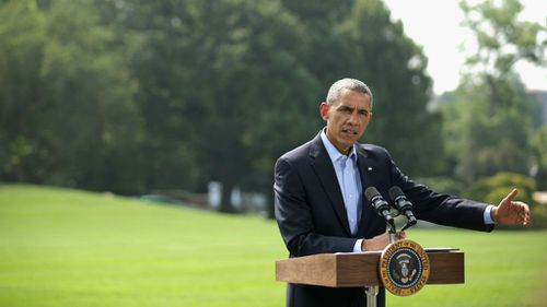 US military operation in Iraq could take 'months' says Barack Obama