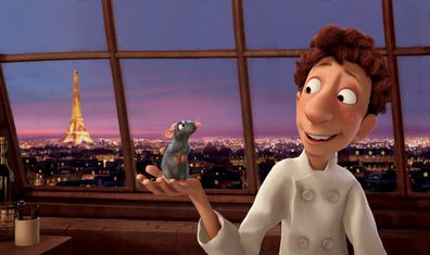 Pixar movies, ranking, Ratatouille