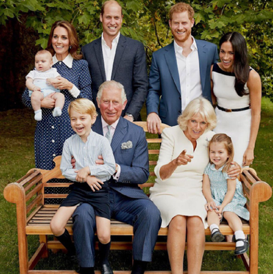 William and Harry didn't make themselves readily available, according to a new book.