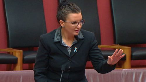 'Halal money' funds terrorism, independent senator Lambie says