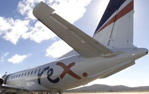 Regional airline Rex to fly between capital cities, rivalling carriers Qantas and Virgin