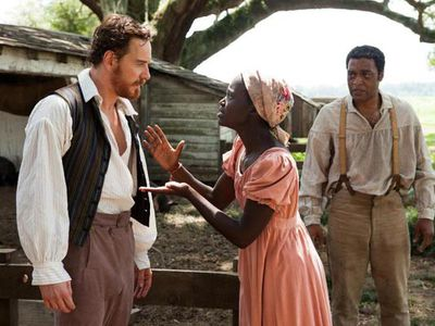 The nominations for the 2014 Golden Globes are in!<br/><br/>Here, we round up the main movie nominations, starting with <em>12 Years A Slave, </em>which picked up a number of mentions.<br/><br/><strong>Best Picture: <em>12 Years A Slave</em></strong><br/><br/>Few were surprised that <em>12 Years A Slave </em>is up for the Best Picture gong. Could this be a sign for impending Oscars success for the movie?