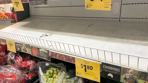 Local growers have been significantly affected in the crisis, as supermarkets remove the fruit from shelves and buyers have been urged to be cautious when buying and eating the fruit.