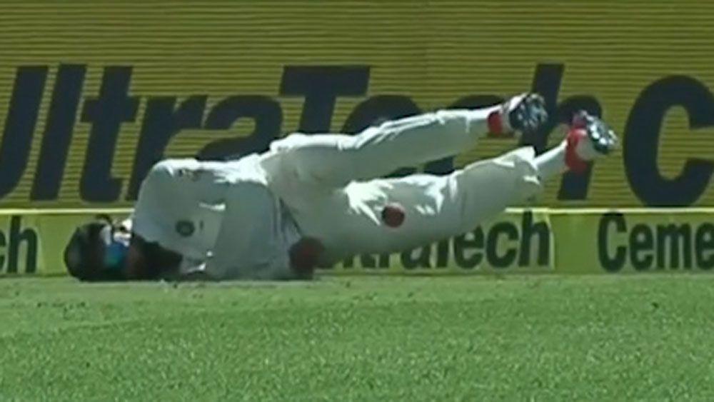 India skipper Virat Kohli sweats on scans