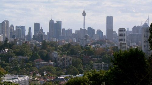 His mansion is in Bellevue Hill, one of Sydney's most exclusive suburbs.