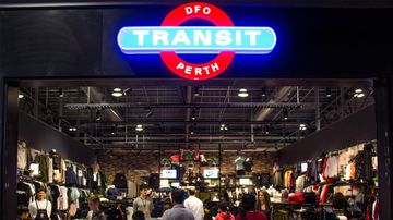 WA's Transit Clothing to close four stores