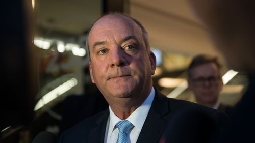 Daryl Maguire in 2018.