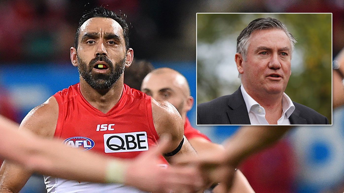 Adam Goodes documentary's TV airing prompts 'confronting' AFL discussion about racism