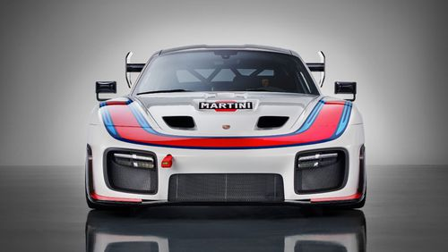 The new edition Porsche 935 is a throwback to the famous Le Mans racer of 1978.