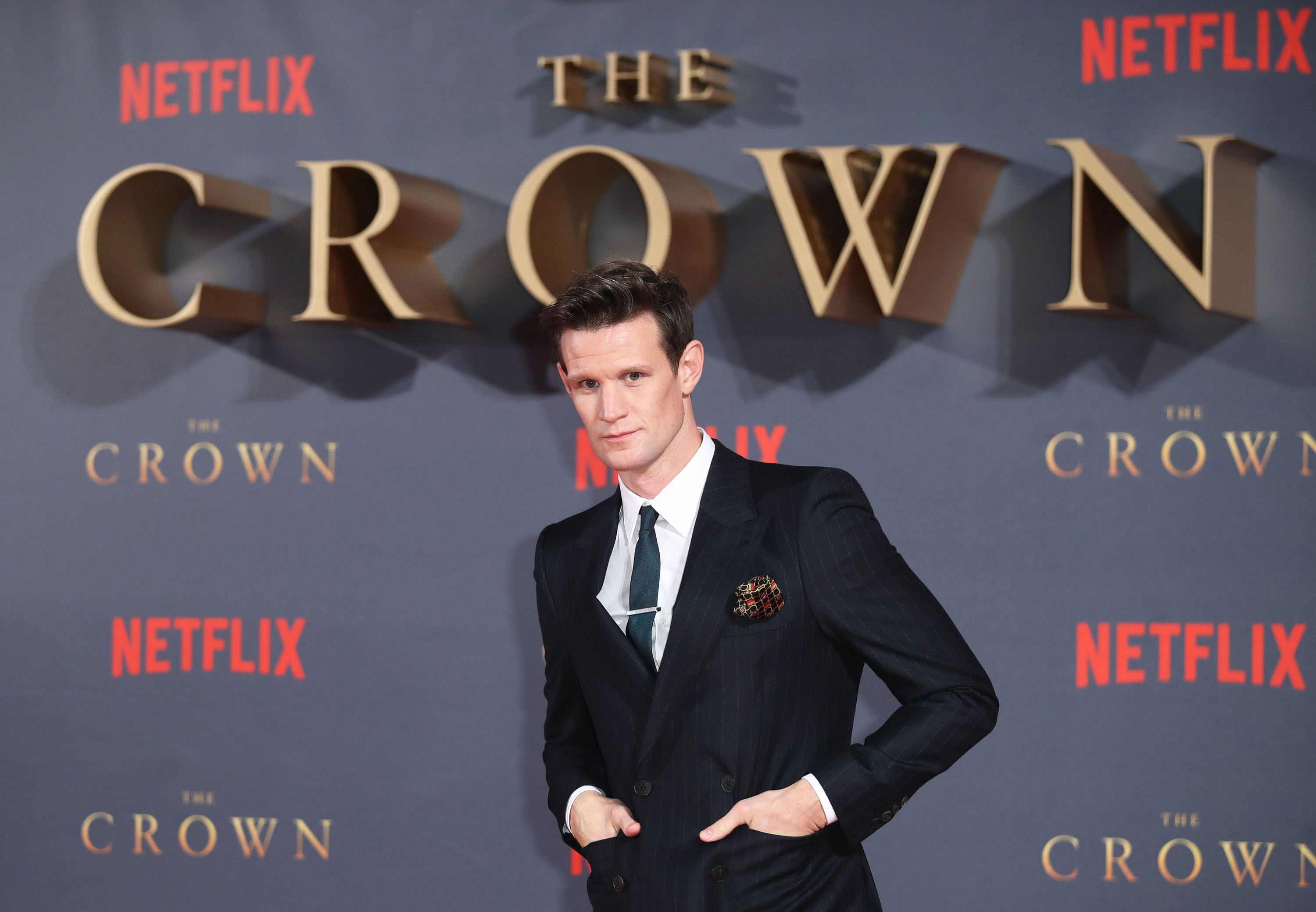 The Crown star Matt Smith confirmed to play cult killer Charles Manson