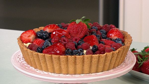 Classic French tart