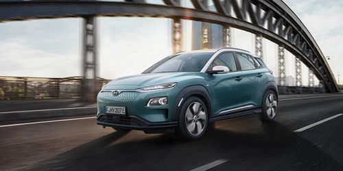 The stylish Hyundai Kona Electric is coming either later this yar or early 2019. Picture: Supplied