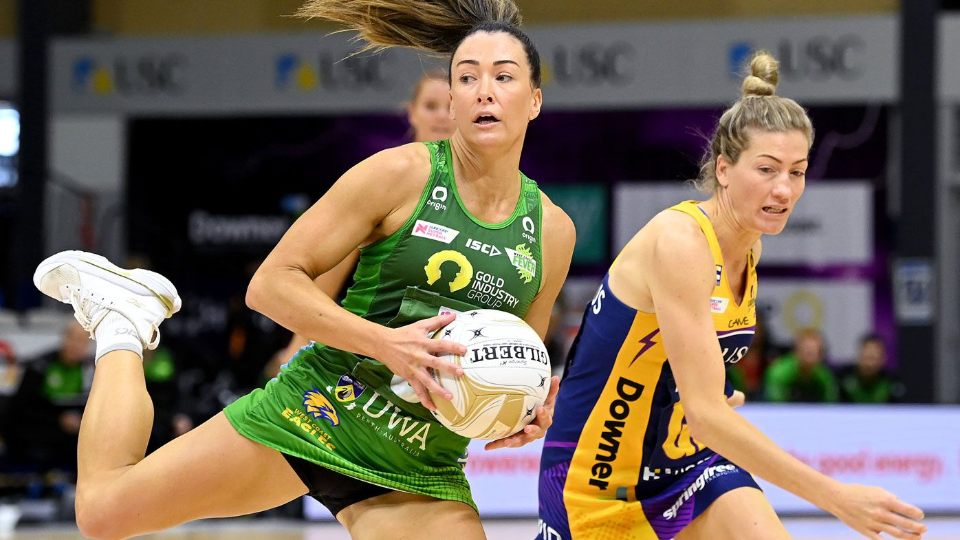 West Coast Fever down Sunshine Coast Lightning in the preliminary finals.