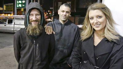 Trio's '$400,000 made-up homeless GoFundMe story'