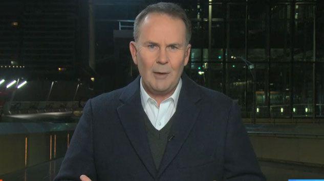 Tony Jones pays tribute to Graham 'Polly' Farmer