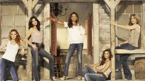 Desperate Housewives will end in 2012