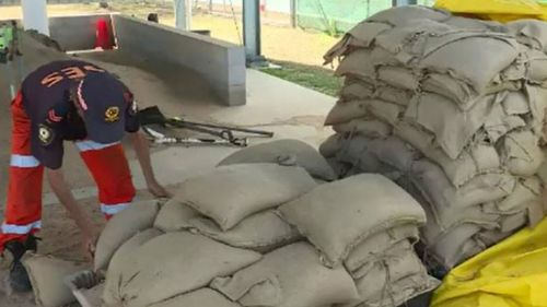 Preparations are underway for Cyclone Owen in Cairns and other parts of Queensland.