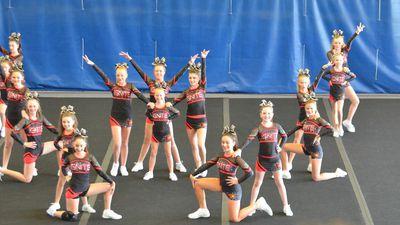 Bring it on: Aussie cheerleaders to make history in US
