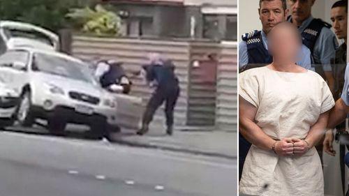 Brenton Tarrant arrest