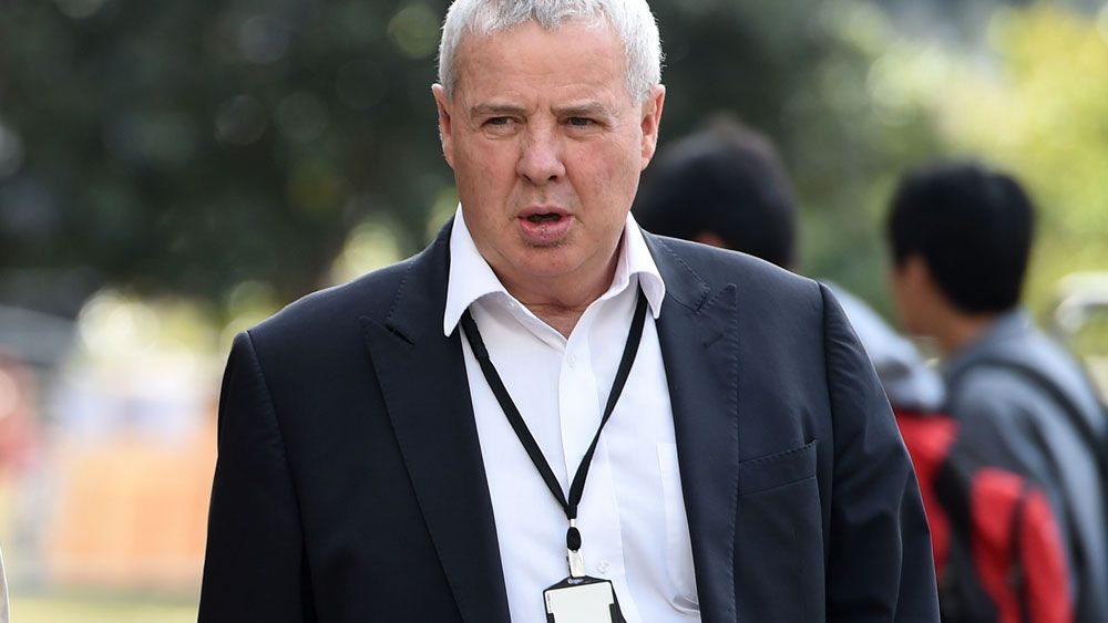 AOC media director Mike Tancred will have bullying claims made against him investigated. (AAP)