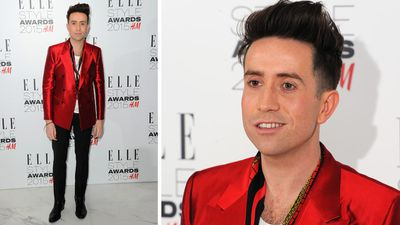 Nick Grimshaw. (Getty)